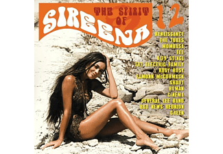 VARIOUS - Spirit Of Sireena Vol.12 - (CD)