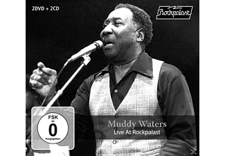 Muddy Waters - Live At Rockpalast - (Vinyl)