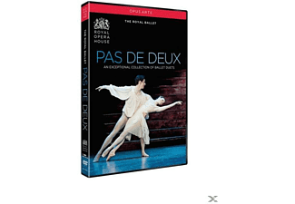 Pas De Deux Exceptional Collection - (DVD)