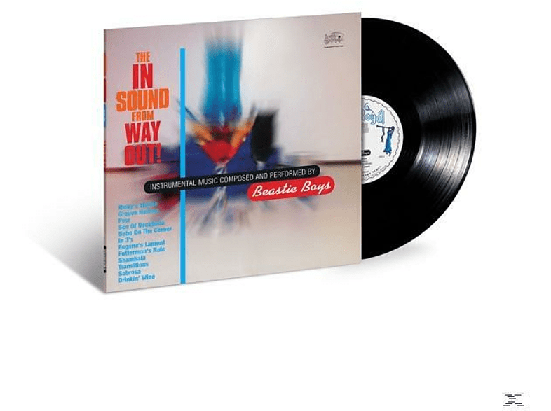 Beastie Boys - The In Sound From Way Out [Vinyl]