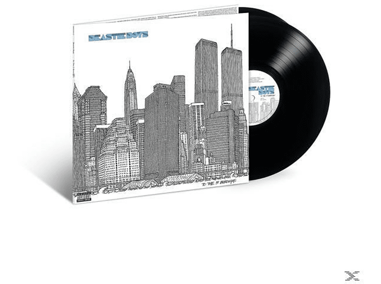 Beastie Boys - To The 5 Boroughs (2LP) [Vinyl]