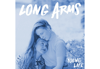 Long Arms - Young Life (LTD Black Vinyl) - (Vinyl)