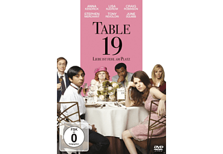 TABLE 19 [DVD]