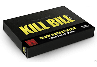 Kill Bill - Vol. 1 & 2 - (Blu-ray)