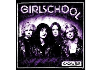 Girlschool - Glasgow 1982 - (CD)