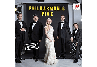 Philharmonic Five - Mission Possible - (CD)