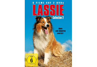 Lassie Collection 2 - (DVD)