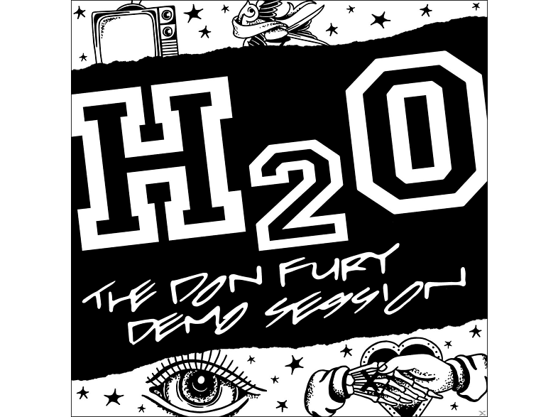 H2o - The Don Fury Demo Session [Vinyl]