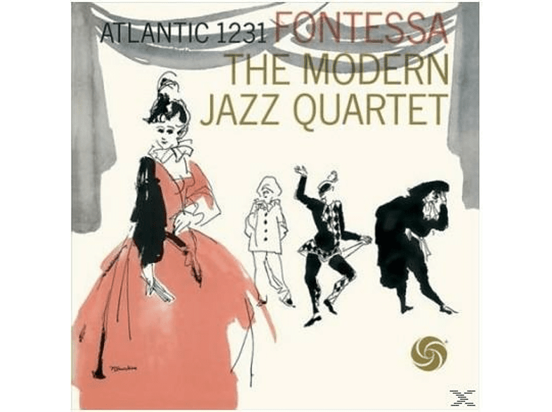 The Modern Jazz Quartet - Fontessa [Vinyl]