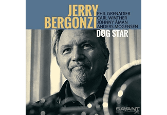 Jerry Bergonzi - Dog Star - (CD)