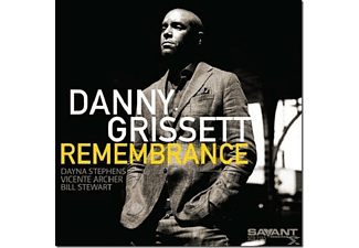 Danny Grissett - Remembrance - (CD)