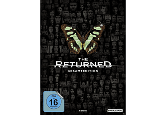 The Returned - Staffel 1+2 Gesamtedition - (DVD)