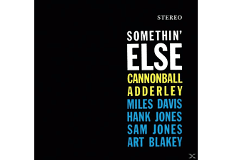 Cannonball Adderley - Somethin' Else+Bonus Album: Sophisticated Swing - (CD)