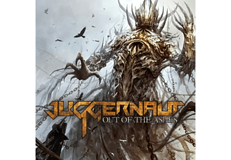 Juggernaut - Out if the Ashes - (CD)