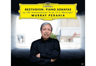 Perahia Murray - Beethoven: Piano Sonatas Hammerklavier & Moonlight - (CD)