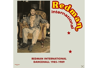 VARIOUS - Redman International Dancehall 1985-1989 - (CD)