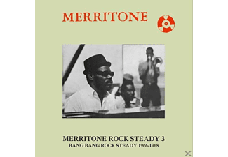 VARIOUS - Merritone Rock Steady 3: Bang Bang Rock Steady - (Vinyl)