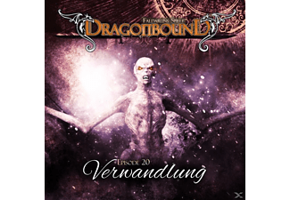 Dragonbound 20-Verwandlung - 2 CD - Science Fiction/Fantasy