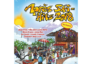 VARIOUS - Après Ski Hits 2018 - (CD)