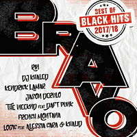 VARIOUS - Bravo Black Hits - Best Of 2017/18 [CD]