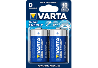 VARTA High-Energy D VARTA High-Energy D Blau/Silber