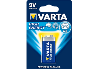 VARTA High Energy Pile (Bleu/Argent)