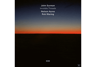 John Surman, Nelson Ayres, Rob Waring - Invisible Threads - (CD)