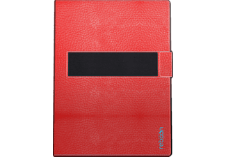 REBOON 5058, Bookcover, Samsung GALAXY Tab A 9.7 T550N, Samsung Galaxy Note 10.1, Samsung Galaxy Tab 3 10.1, Samsung Galaxy Tab 3 8.9, Samsung Galaxy Tab 4 10.1, Samsung Galaxy Tab 4 Advanced, Samsung Galaxy Tab 4 Education, Samsung Galaxy Tab A, Samsung Galaxy Tab E 9.6, Samsung Galaxy Tab S2 9.7, Samsung Galaxy Tab S2 Plus 9.7, Samsung Galaxy Tab S3, Samsung Galaxy TabPro 10.1, Apple iPad (2017) Wi-Fi, Apple iPad (2017) Wi-Fi plus Cellular, Apple iPad AirApple iPad Air 2, Apple iPad Pro 9.7, Rot