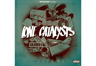 Lone Catalysts - Culture - (CD)