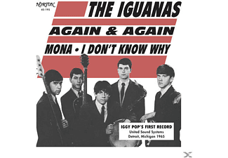 The Iguanas - again & again / mona / i don''t know why - (Vinyl)
