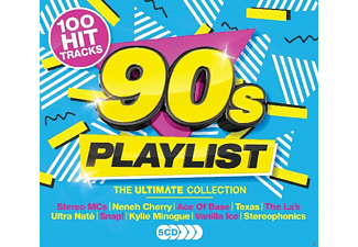 VARIOUS - 90s Playlist - (CD)