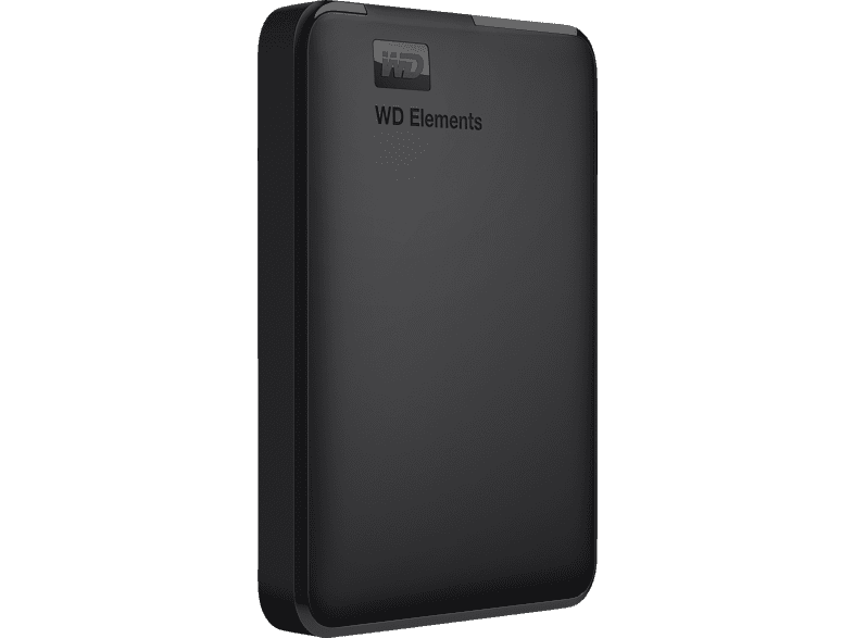 WD Elements Portable inkl. SanDisk Cruzer Blade, 1 TB HDD, 2.5 Zoll, extern