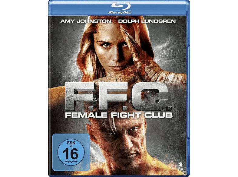FFC - Female Fight Club [Blu-ray]
