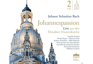 VARIOUS, Kammerchor Frauenkirche Dresden - Johannespassion - (CD)