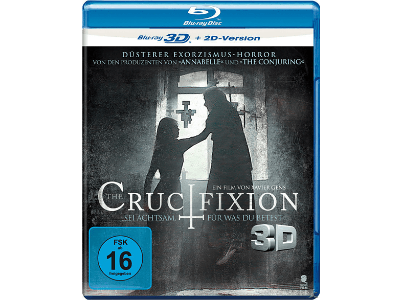 The Crucifixion [3D Blu-ray (+2D)]