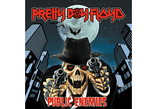 Pretty Boy Floyd - Public Enemies (CD)