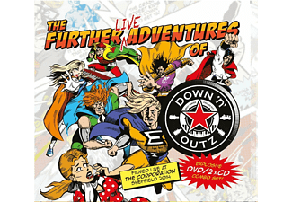 Down 'N Outz - The Further LIVE Adventures Of… (Digipak) (CD + DVD)