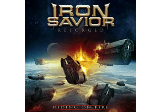 Iron Savior - Reforged - Riding On Fire (Digipak) (CD)