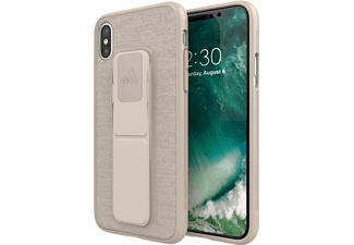 ADIDAS Performance Grip Case iPhone X Handyhülle, Sesame