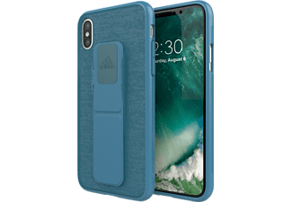 ADIDAS Grip Case Handyhülle, Blau, passend für Apple iPhone X