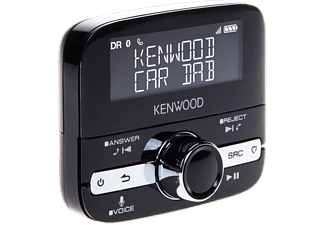 KENWOOD Handsfree kit Bluetooth DAB+ (KTC-500DAB)