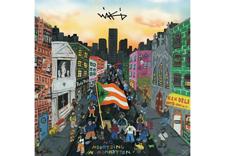 Wiki - No Mountains in Manhattan - (CD)