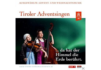 VARIOUS - Tiroler Adventsingen / Folge 1 - (CD)