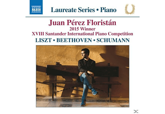Juan Perez Florestan - Piano Recital - (CD)