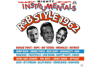 VARIOUS - Mighty Instrumentals R&B-Style 1962 - (CD)