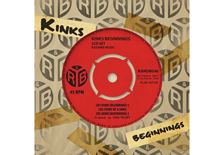 The Kinks - Kinks Beginnings 3CD Set - (CD)