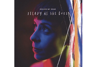 Holler My Dear - Steady As She Goes - (CD)