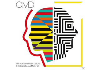 OMD - The Punishment of Luxury: B-Sides & Bonus Material - (CD)