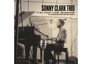 Sonny Trio Clark - The 1960 Time Sessions - (Vinyl)
