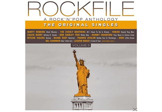 VARIOUS - Rockfile - Vol. 5 (180 GR Audiophile Vinyl) - (Vinyl)